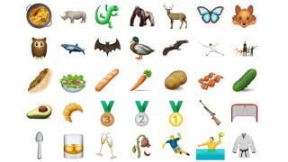 Stop everything: 74 new emoji incoming including pancakes and canoe