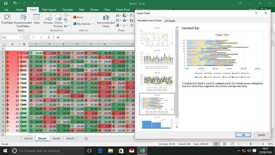 Top 10 Excel 2016 tips