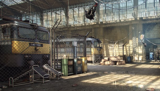 Half-Life 2's City 17 recreated in the Unreal Engine, looks stunning