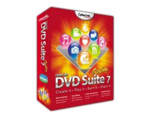 Free download: Cyberlink DVD Suite 7 Centra