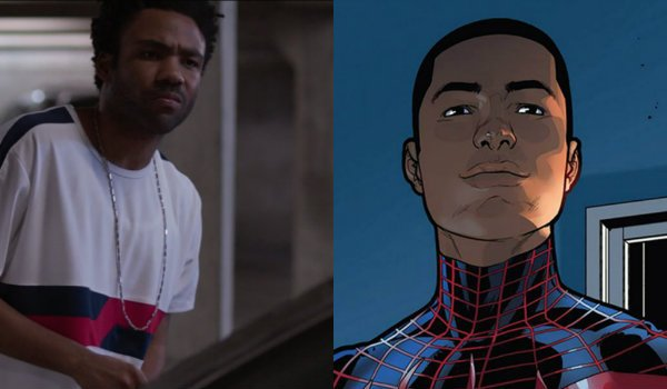Aaron Davis Spider-Man Homecoming Donald Glover Miles Morales