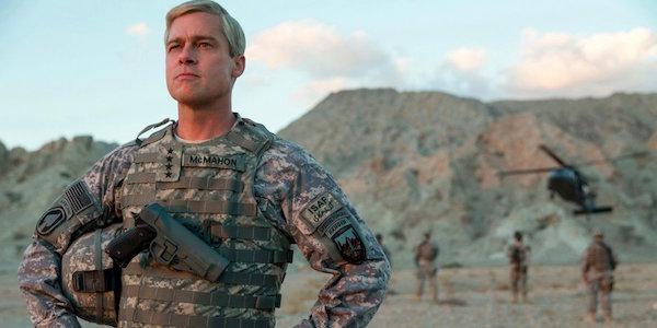 Brad Pitt as Gen. Glen McMahon
