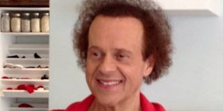 Richard Simmons after hospitalization 2017