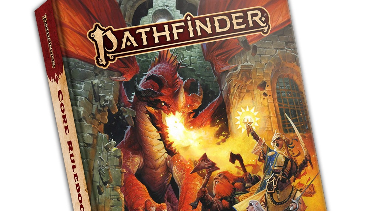 Pathfinder 2nd Edition just came out and its core books are