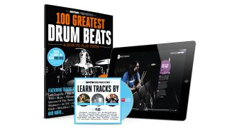 Rhythm presents 100 Greatest Drum Beats