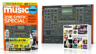 Computer Music – SYNTH SPECIAL – August 2016, Issue 232