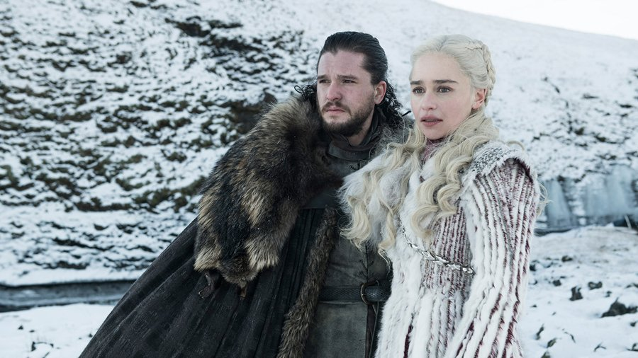 Who The Heck Is Jaime Smiling At In New Game Of Thrones Season 8 Image? #2476998