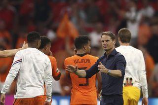 Netherlands Austria Euro 2020 Soccer