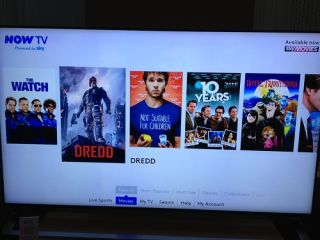 Sky Now TV app comes to LG Smart TVs | What Hi-Fi?
