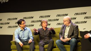 VR Storytelling at Collision Conference 2016