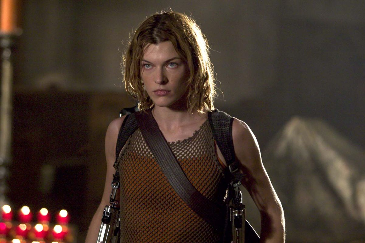 Image result for Resident Evil: Apocalypse