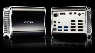 Xi3 Piston PC bets on Windows Gaming, not Steam