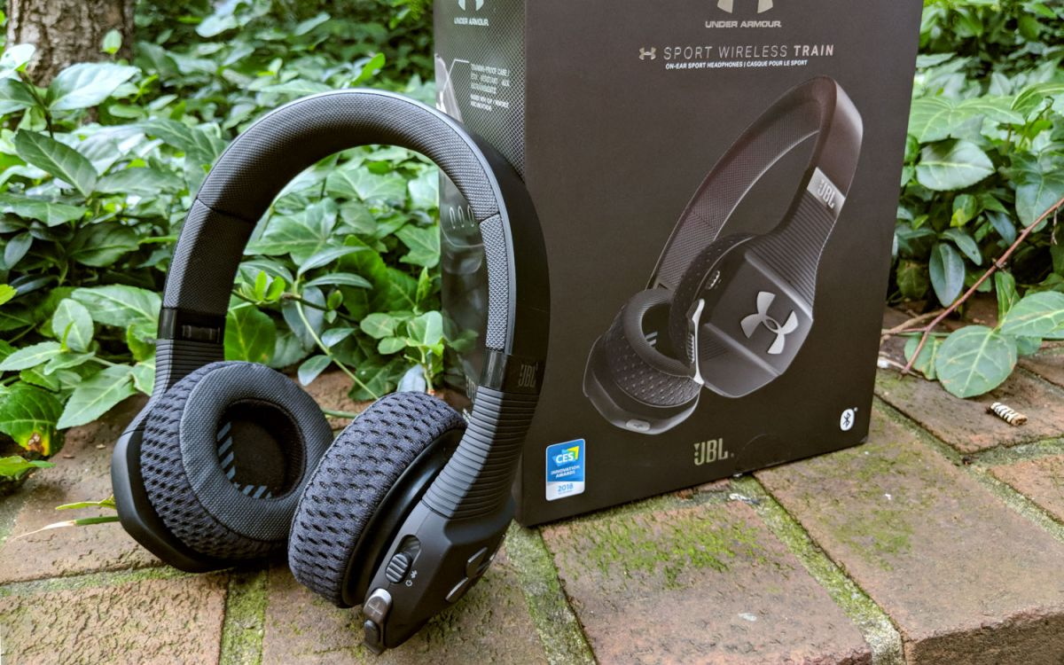 JBL Under Armour Sport Wireless Train Review: These On-Ear Sports