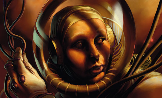 Add a touch of the old masters to your sci-fi art | Creative Bloq
