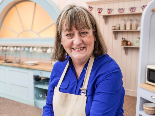 Marie from Great British Bake Off