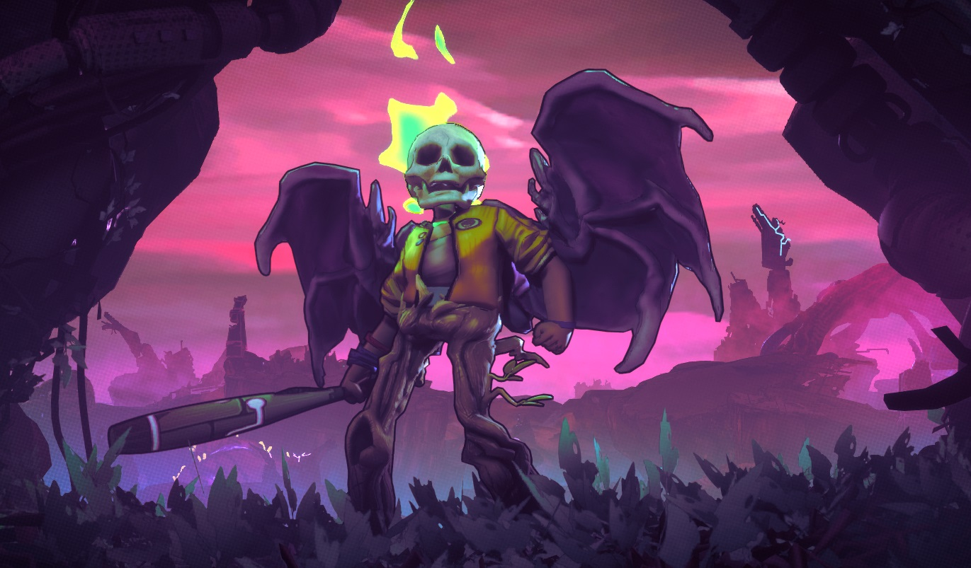 Double Fine's making a roguelike brawler that's all about gross, funny mutations
