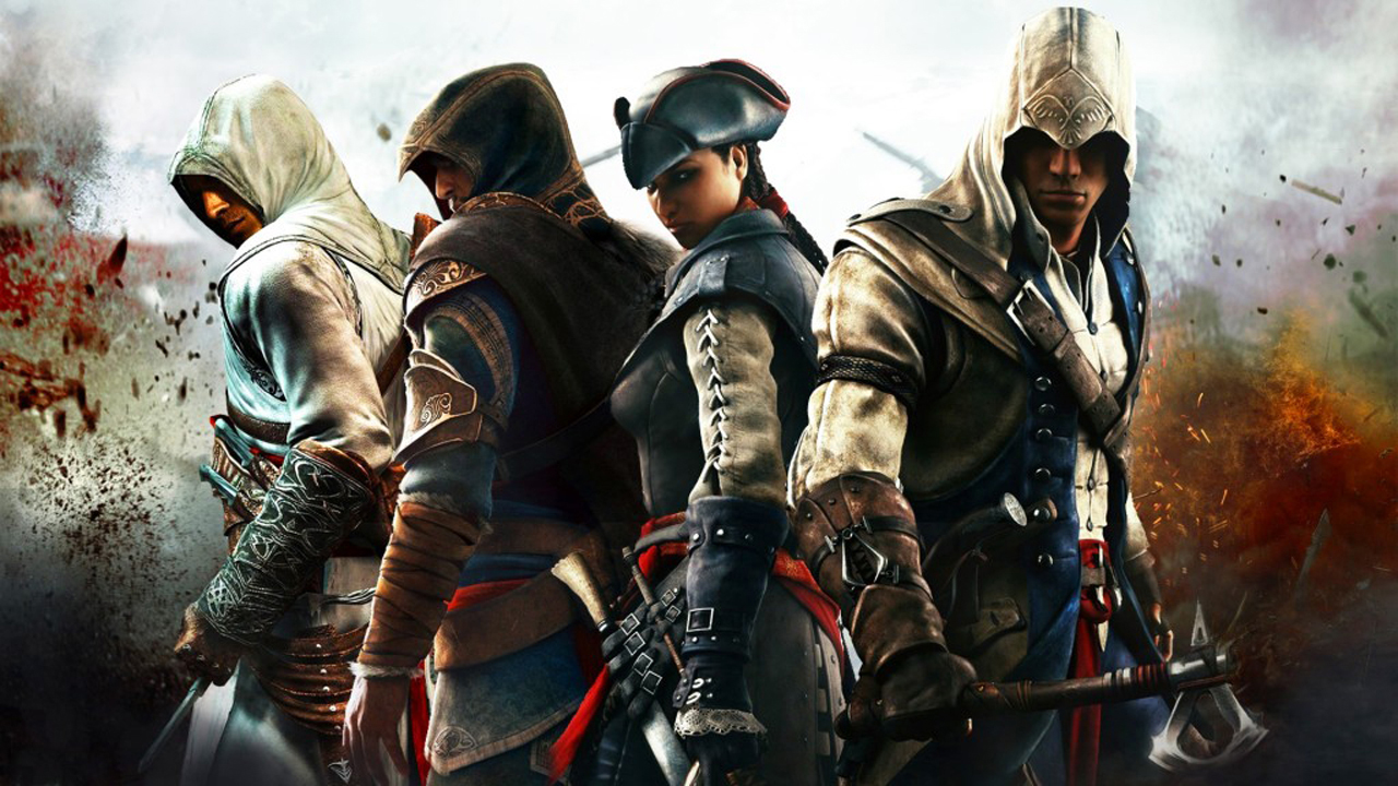 Assassin S Creed Here S Every Assassin Ever Page 2 Gamesradar