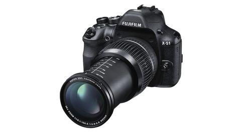 Fuji X-S1 review