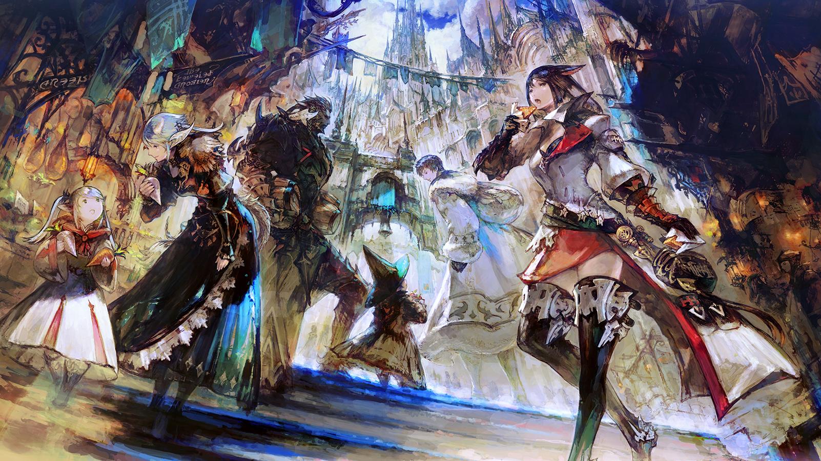 7 reasons Final Fantasy 14: Heavensward is a truly epic MMO