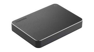 Toshiba Canvio Premium with USB-C support