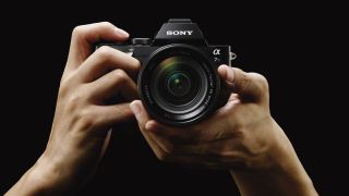 Sony's latest Alpha, the 7S