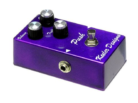 High-class, handbuilt overdrive from the USA