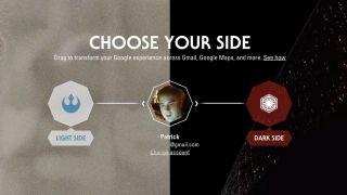 Google goes all Star Wars