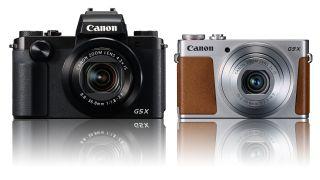 Canon PowerShot G5 X and PowerShot G9 X