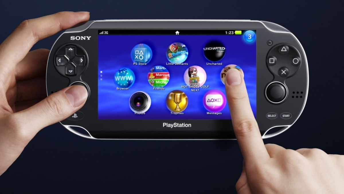 Your PS Vita may be gathering dust, but it's no console failure