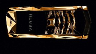 Vertu luxury mobile