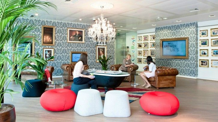 How google keeps the spirit of innovation alive t3 - Google head office photos ...