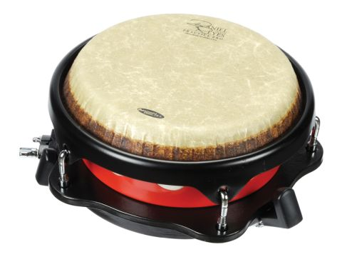 The five-lug conga side features a quinto-sized Remo head