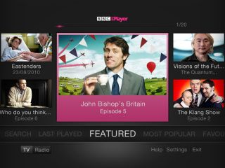 iPlayer - PS3 getting the brand new version