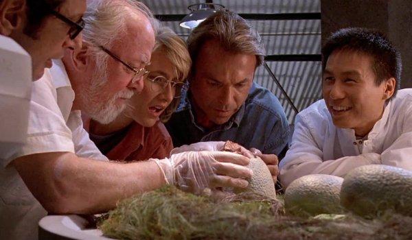 Henry Wu BD Wong Jurassic Park