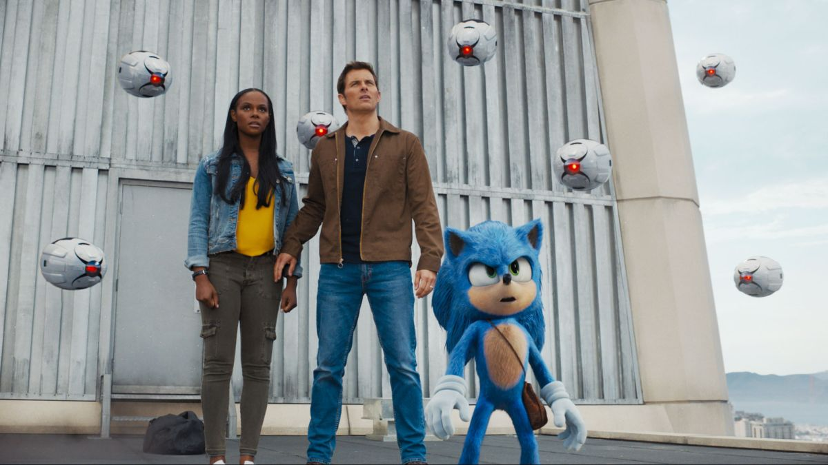 Sonic The Hedgehog Movie Release Date Reviews Trailer Redesign And Cast Tom S Guide