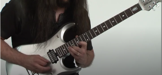 Relocating Familiar Scalar Patterns to Different Areas of the Fretboard