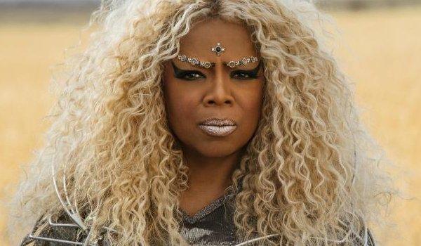 A Wrinkle In Time Oprah Winfrey Mrs. Which staring wistfully in a field