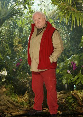 Colin Baker leaves I'm A Celebrity...camp