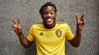 Belgium away shirt 2018