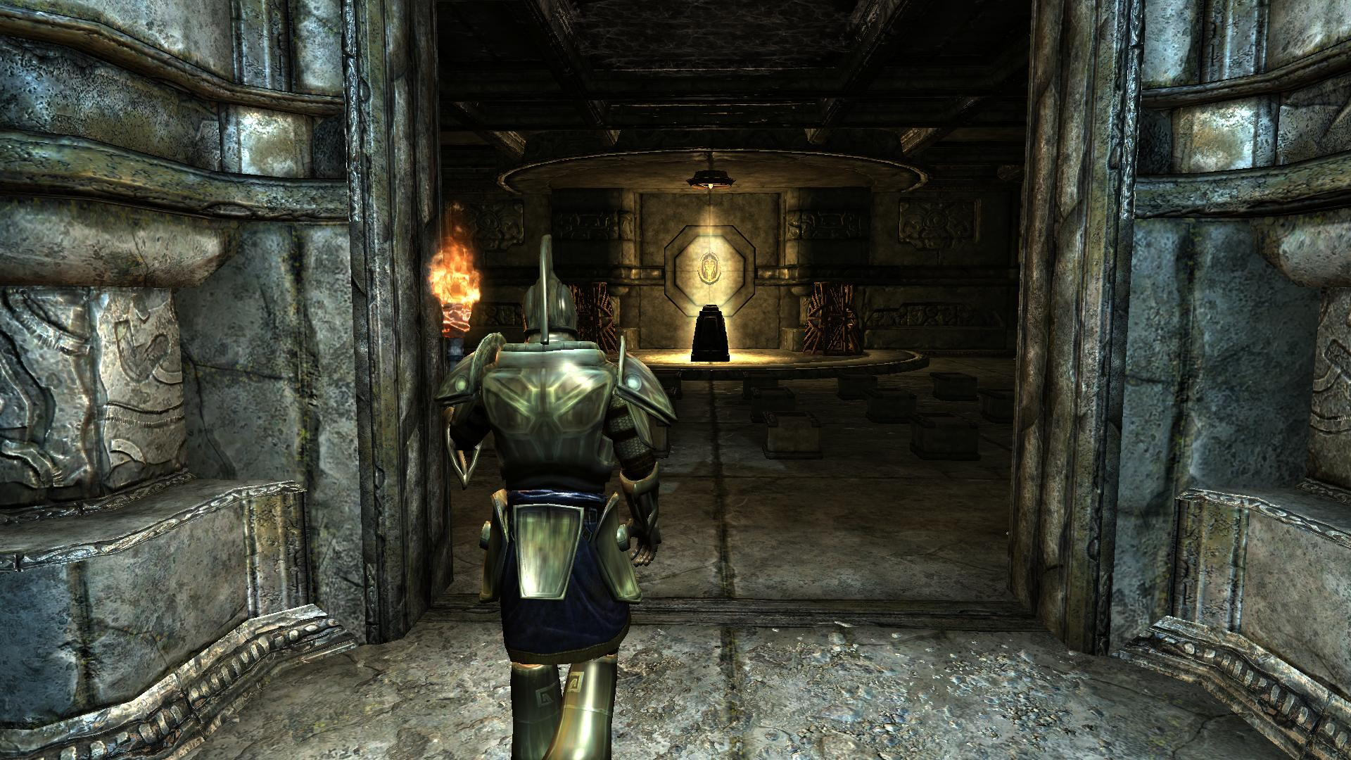 Skyrim's time travel murder mystery mod The Forgotten City out now