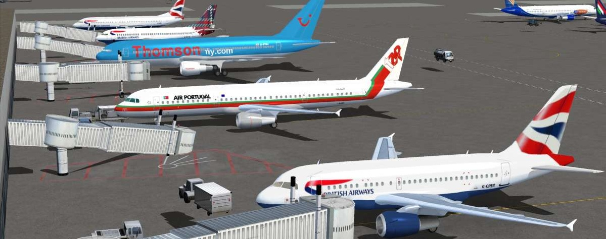 Traffic 360 add-on for Flight Simulator X adds thousands of