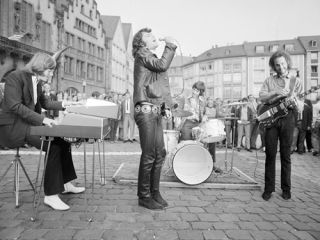 A new Doors live set features blistering blues jams. © Michael Ochs Archives/Corbis & Ray Manzarek on the album The Doors Live In Vancouver 1970 | MusicRadar