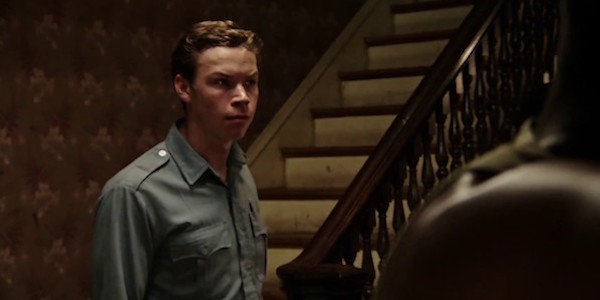 Will Poulter in IT