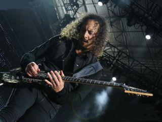 Kirk Hammett doesn t like things too easy