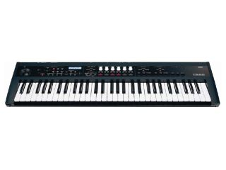 The Korg PS60 focuses on the keyboard player's most-used sounds.