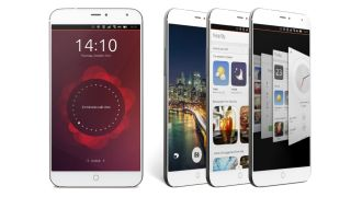 Meizu's new handset nabs the iPhone look for an Ubuntu Phone