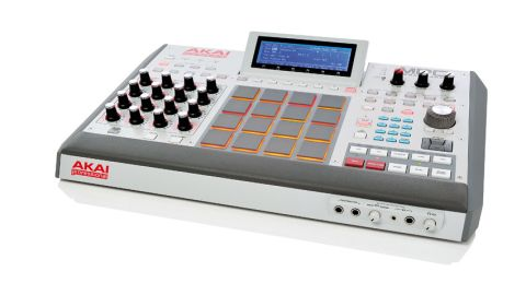 Akai has entered the world of the hardware-plus-software beat machine with the new MPC line