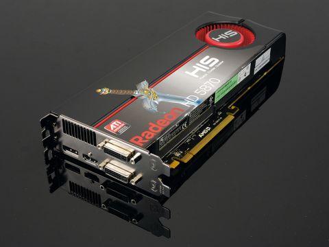 HIS Radeon HD 5870