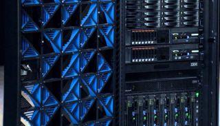 IBM rackserver