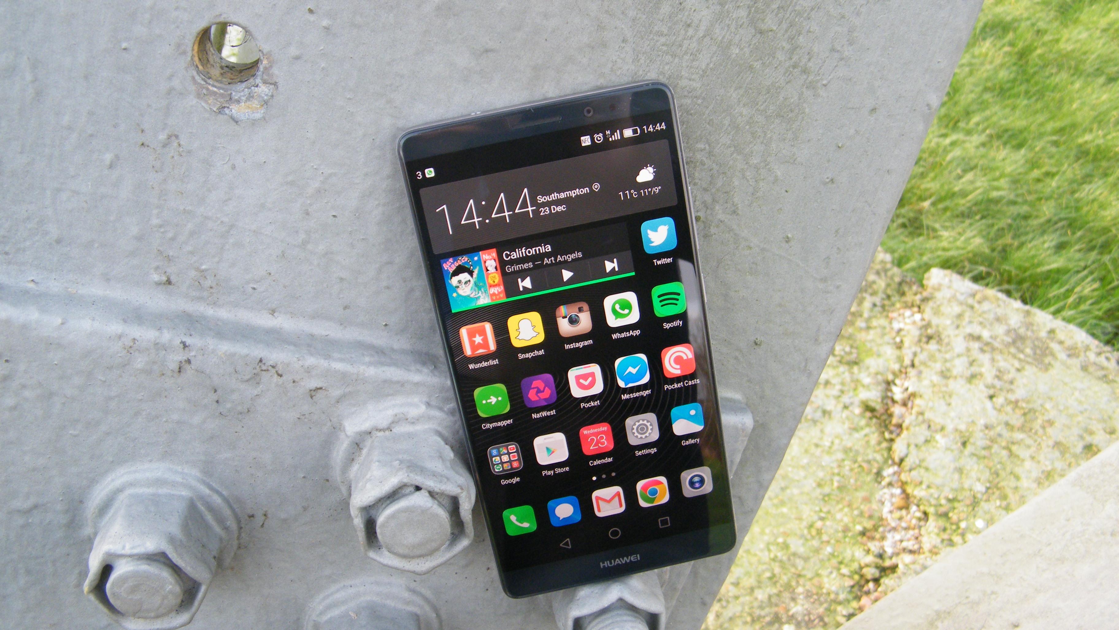 Huawei Mate 8 Techradar